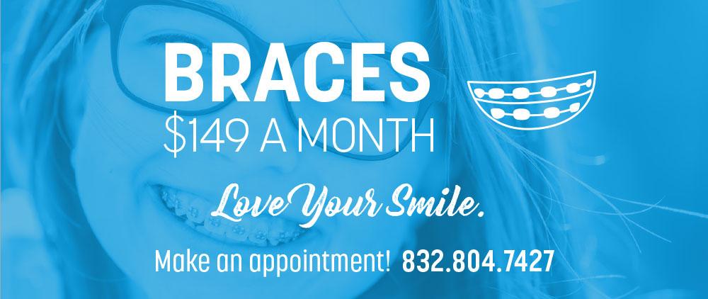 braces at lovett dental conroe