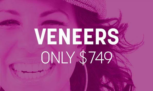veneers, special offers